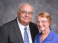 Glenn and Louise Dobos